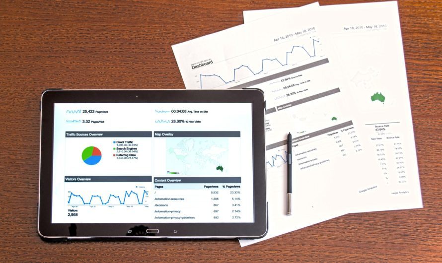 Att hitta företagsuppgifter på nätet